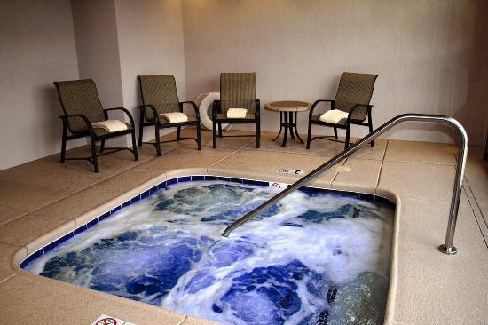 Hampton Inn & Suites Prescott Valley: Hot Tub