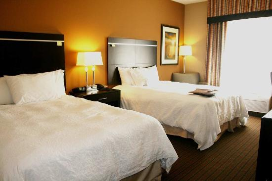 Hampton Inn Denver Northeast-Brighton: Double Queen Room
