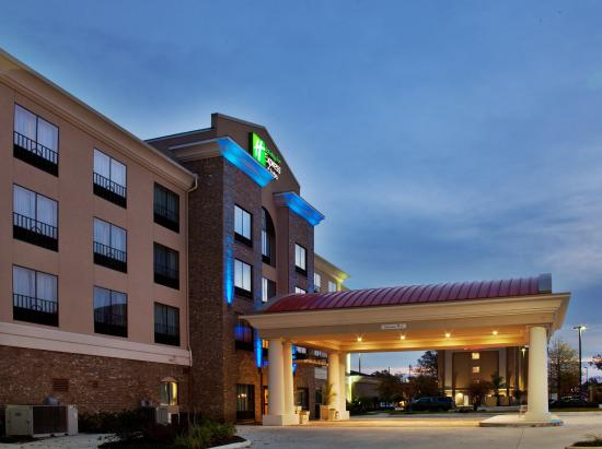 Holiday Inn Express Hotel Suites Baton Rouge Port Allen 133 1 4 2 Updated 2018 Prices Reviews La Tripadvisor