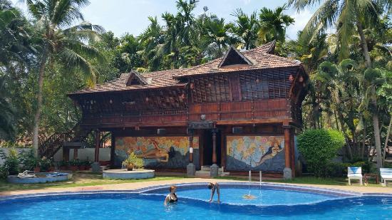 Akhil Beach Resort: 20160301_124642_large.jpg