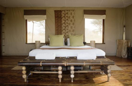 Sayari Camp, Asilia Africa: Your bedroom at Sayari Camp