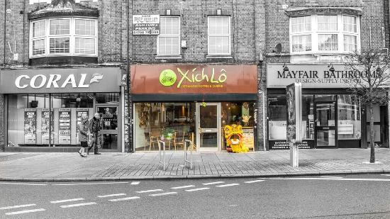 Xich Lo Hornchurch - serving Vietnamese Coffee and Cuisine - Picture ...