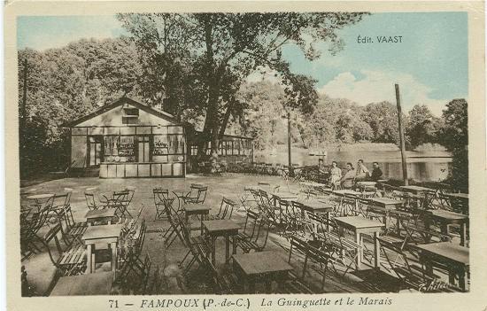 Hermitage de Fampoux -Ancienne Carte postale