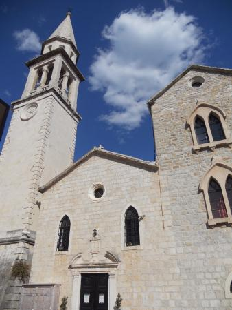 Saint ivan church picture of saint ivan church budva tripadvisor saint ivan church publicscrutiny Image collections