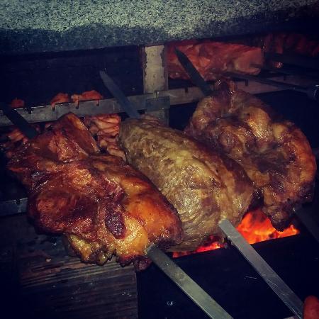Galpão Churrascaria e Restaurante
