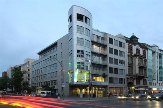Novum Hotel City B Berlin Centrum