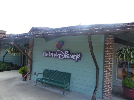 upscale store for the serious disney lover review of the art of rh tripadvisor com