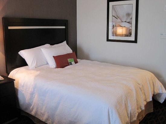 Hampton Inn by Hilton Fort Saskatchewan: Queen Standard