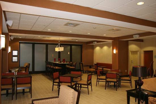 Blackwood, Nueva Jersey: Breakfast Dining Area