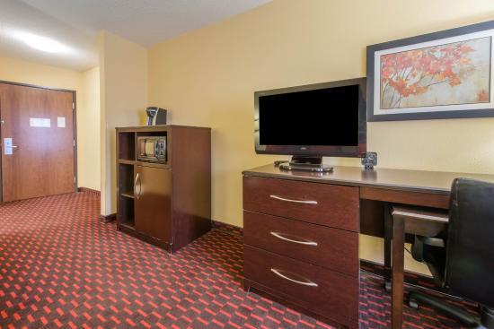 Altoona, Πενσυλβάνια: Guest Room