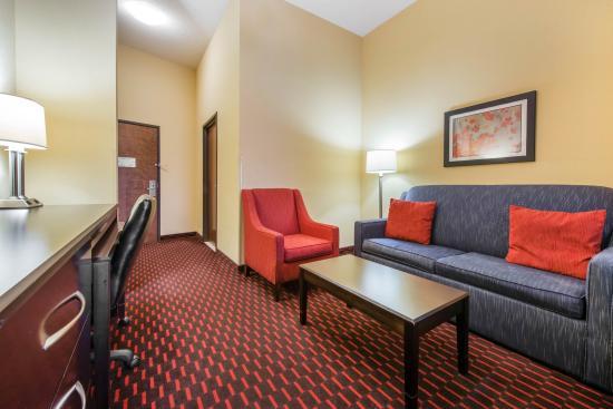 แอลทูนา, เพนซิลเวเนีย: Guest Room
