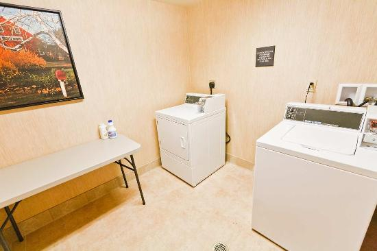 Exeter, Nueva Hampshire: Guest Laundry