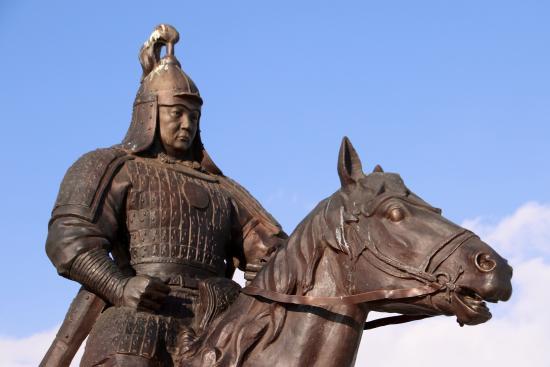 Chinggis Khaan Photo De Genghis Khan Statue Complex Oulan Bator