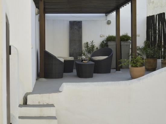Terrasse Riad Azahra