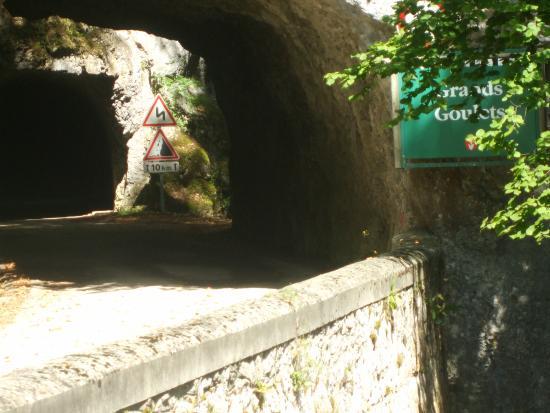 Parc Naturel Regional du Vercors: Les Grands Goulets
