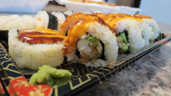 Nhinja Sushi Yukon