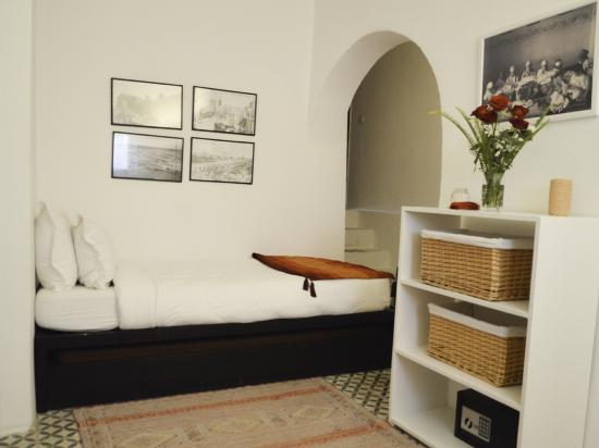 Chambre Safran Riad Azahra