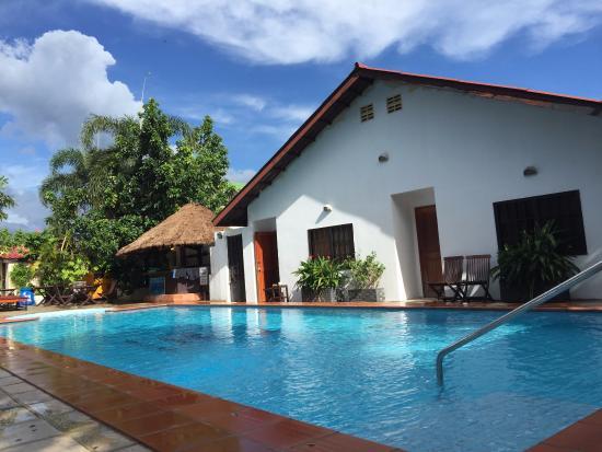 Reef Resort: Aussicht auf das Zimmer, Schwimmingpool