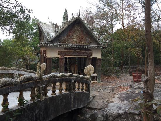 Kampong Thom, Cambodia: Phnom Suntuk