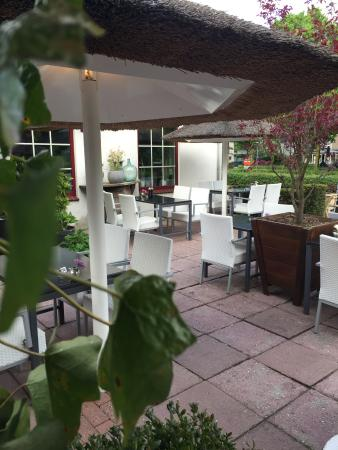 Mook, The Netherlands: Terras