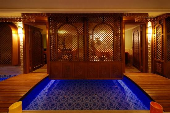 Hotel Aqua: Spa Center- Treatment Rooms