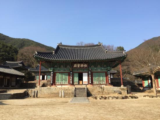 Cheoneunsa Temple