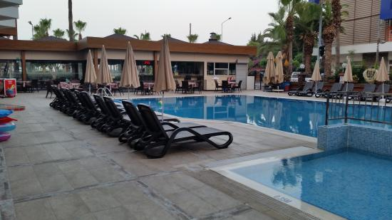 Riviera hotel swimming pool no.1