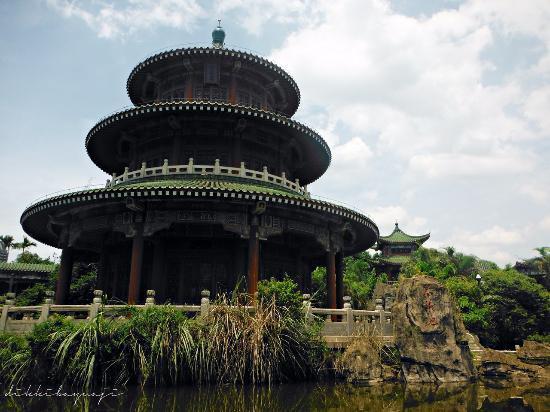 Hairui's Tomb: Kuil Utama