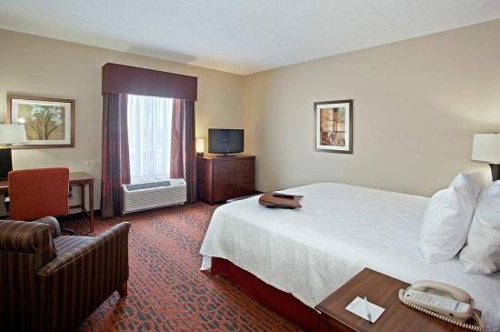 紐約布魯克波特希爾頓恒庭飯店