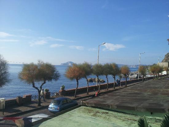 Hotel Le Sirene : Panorama dalle camere