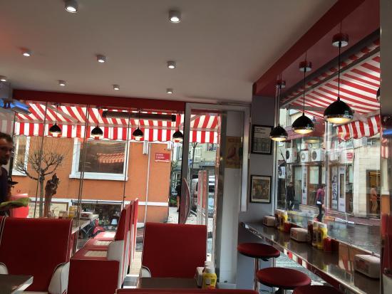 Egg&Burger Diner Tesvikiye: photo1.jpg