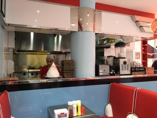 Egg&Burger Diner Tesvikiye: photo2.jpg