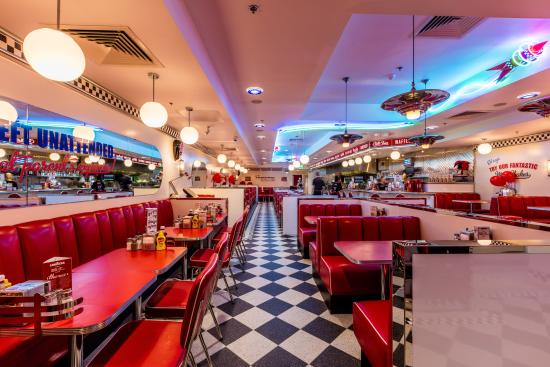 Ed's Easy Diner - Merry Hill