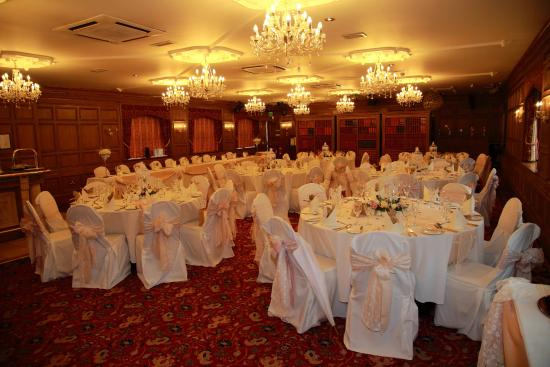 the royal toby hotel wedding breakfast