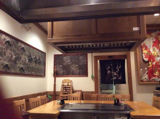 Osaka Japanese Steakhouse U0026 Seafood: Hibachi Table