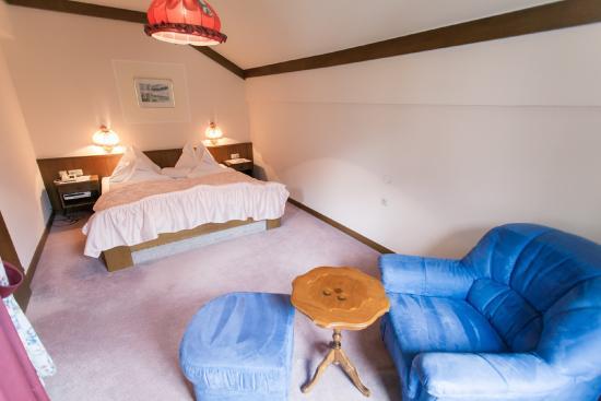 Kolmhof Hotel: Panoramasuite