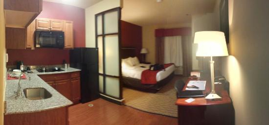 Comfort Suites at Lake Worth : My awesome 4th floor suite!