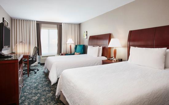 Hilton Garden Inn Schaumburg: Queen Room