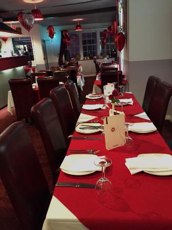Gurkha Corner: Restaurant