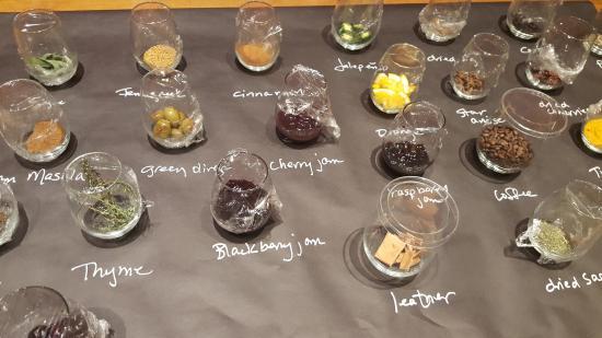Underwood, WA: Wine Tasting Class