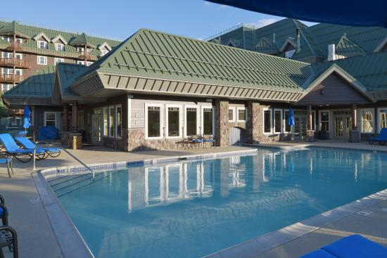 Lake Tahoe Vacation Resort: Indoor & Outdoor Pool
