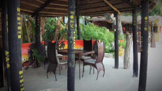 Dakar Region, Senegal: Restaurant