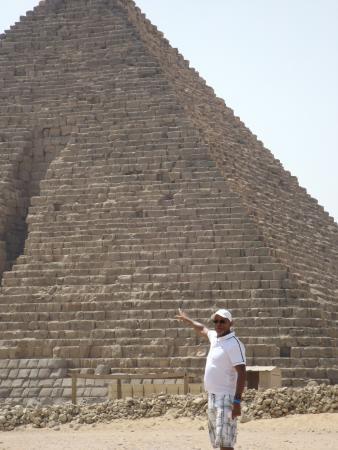 visite de l 39 interieur d 39 une pyramide picture of gizeh