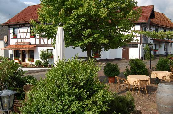 Wershofen Restaurant Hotel Landgasthaus Pfahl