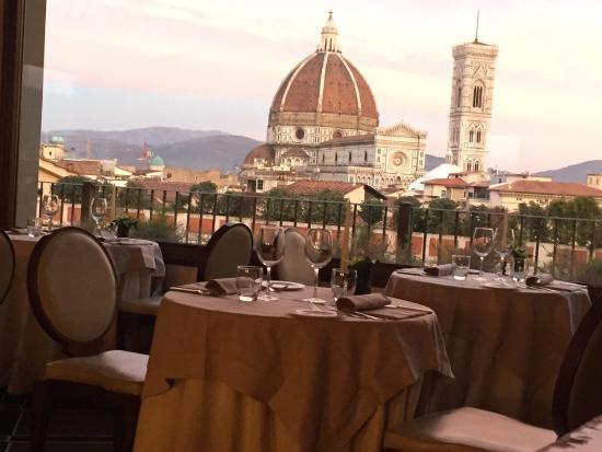 Ristorante Al Tramonto Picture Of Terrazza Brunelleschi