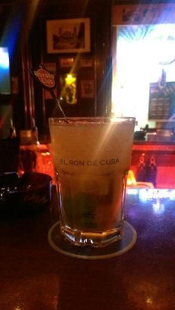 Cuban Mojito Bar