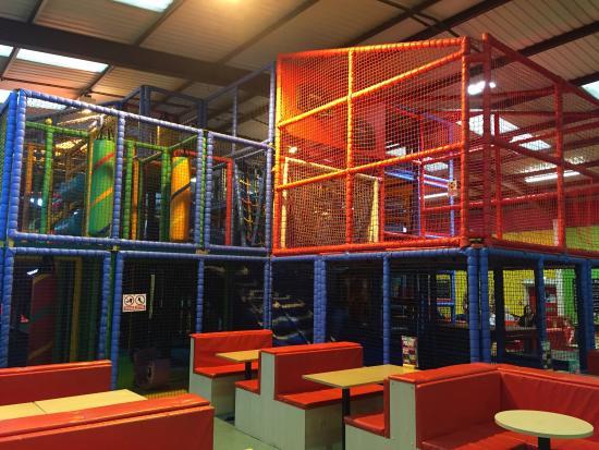 Frankies Fun Factory, Romsey
