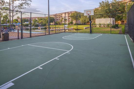 Basketball Court Picture Of Liki Tiki Village Kissimmee Tripadvisor