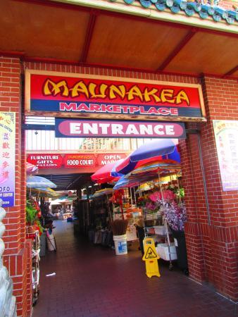 Maunakea Market Place