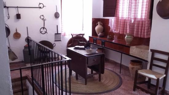 Casa Museo de Niceto Alcalá: Cocina